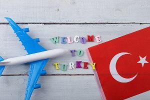 Flugreisen Türkei